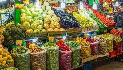 ۱۵ محصول ۵ هزار تومانی میادین میوه و تره بار میادین میوه و تره بار