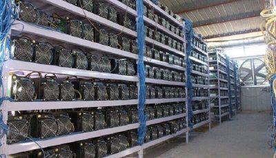 ۵۰۰ دستگاه استخراج بیت کوین در شهرری کشف شد دستگاه استخراج بیت کوین, بیت کوین