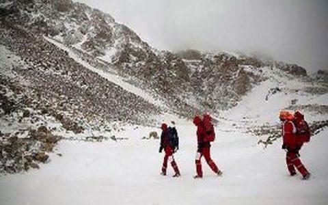 ۵ کوهنوردِ گمشده در زرینکوه پیدا شدند