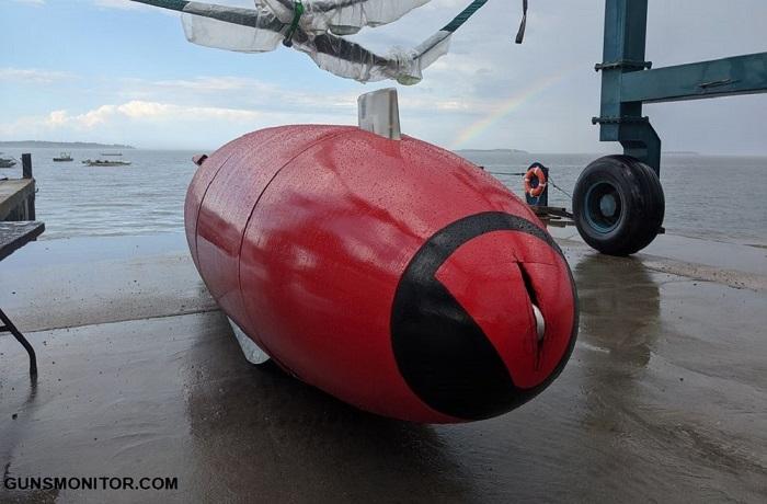 1170525 453 زیردریایی نظامی, زیردریایی