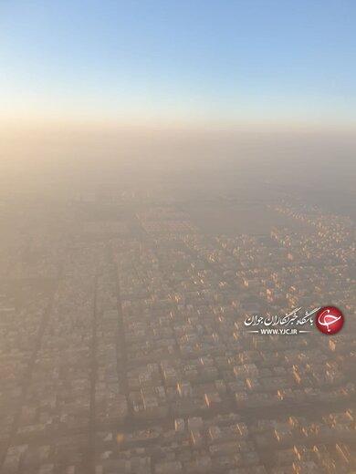 1295428 580 آلودگی هوای تهران