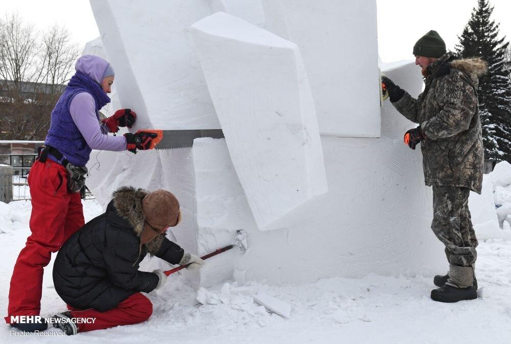 3656968 جشنواره مجسمههای یخی, مسکو