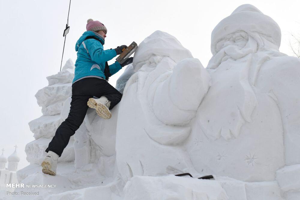 3656969 جشنواره مجسمههای یخی, مسکو