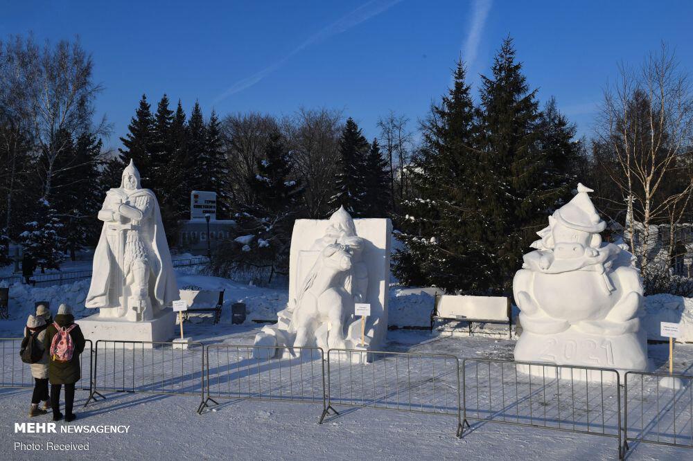 3656970 جشنواره مجسمههای یخی, مسکو