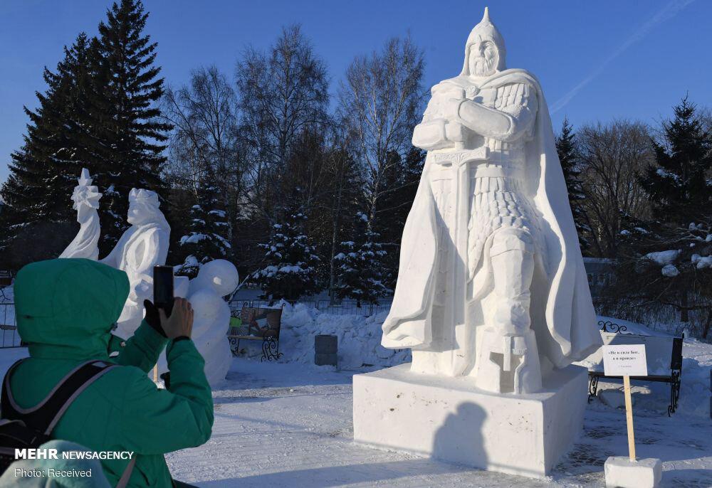 3656975 جشنواره مجسمههای یخی, مسکو