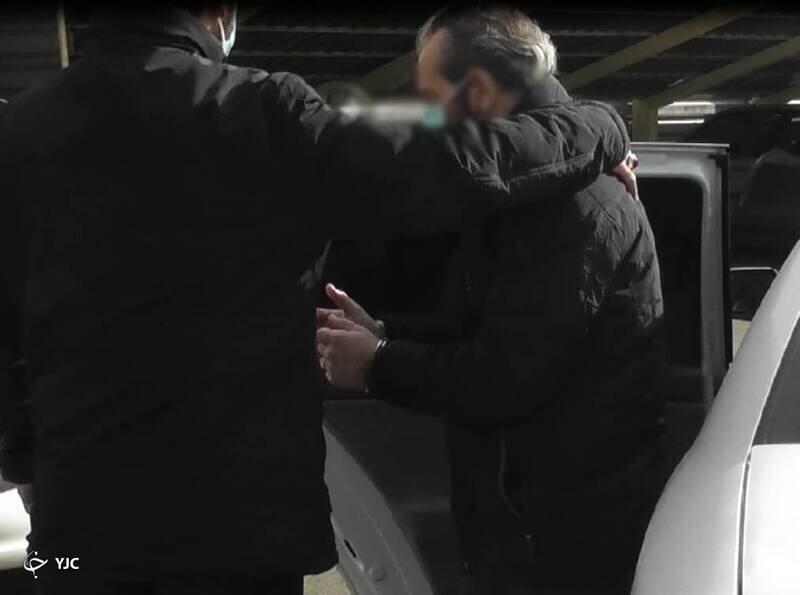 معاون بین الملل هلدینگ سرآوا که به اتهام جاسوسی به ۱۰ سال حبس محکوم شده بود هنگام فرار از کشور دستگیر شد