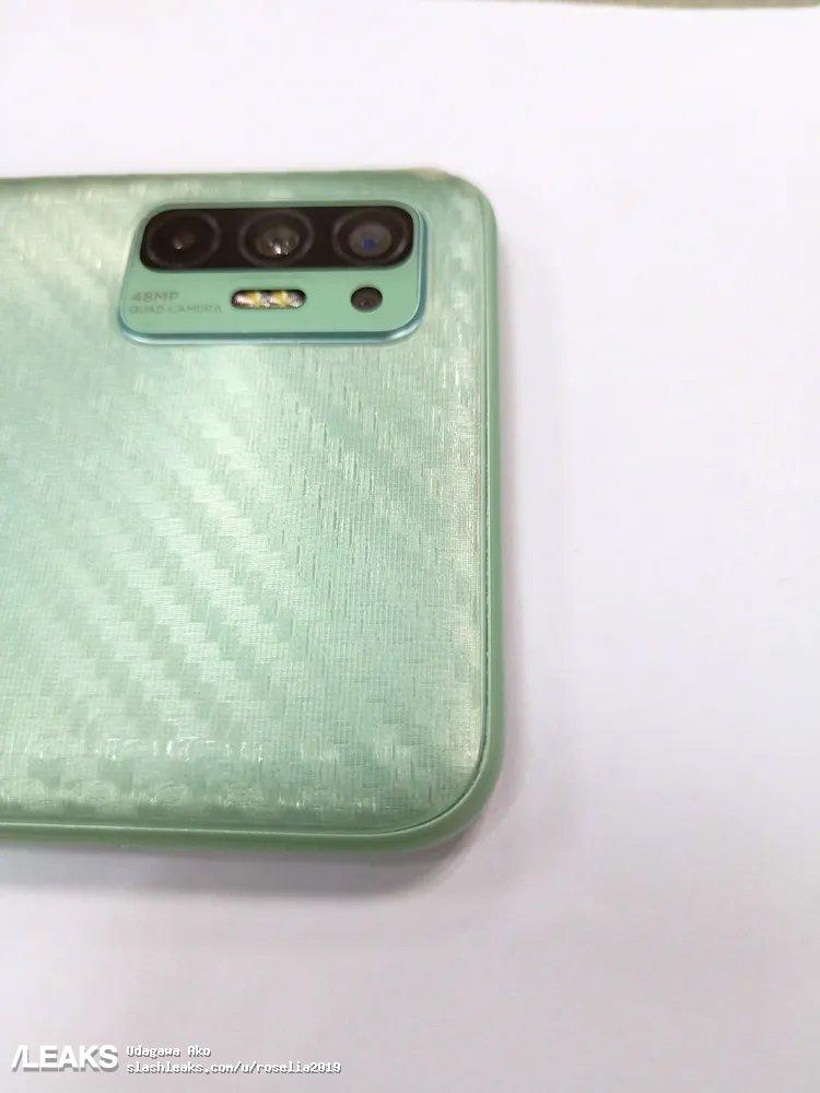 تصاویر واقعی HTC دیزایر 21 پرو 5G فاش شد