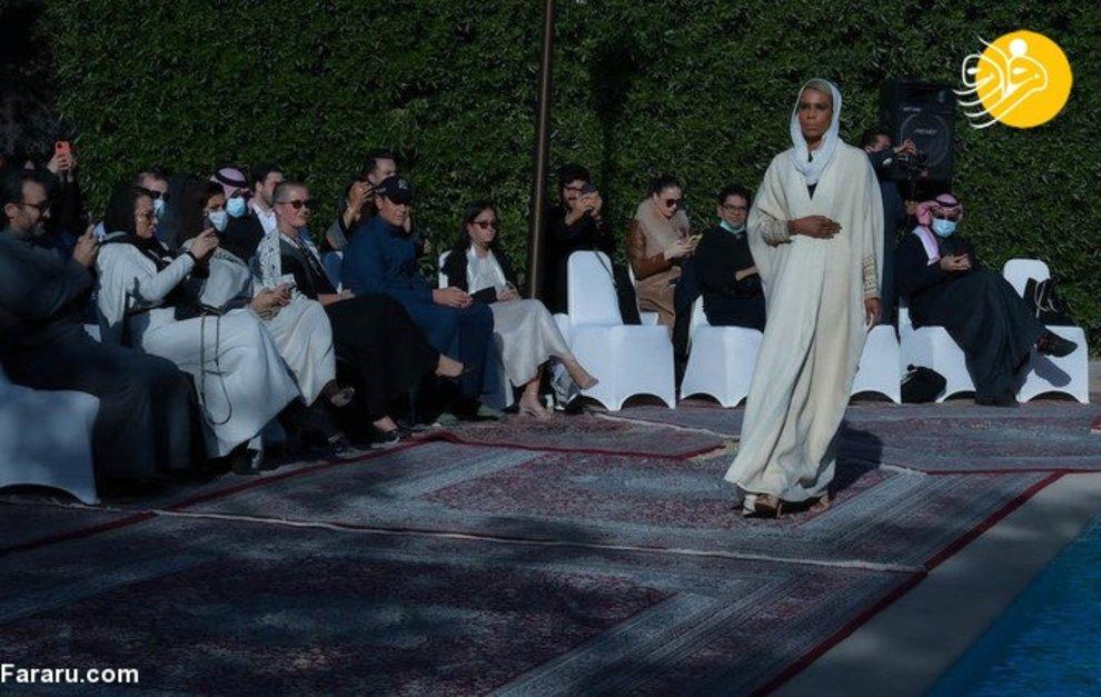 resized 852991 860 نمایش مد لباس زنان, عربستان