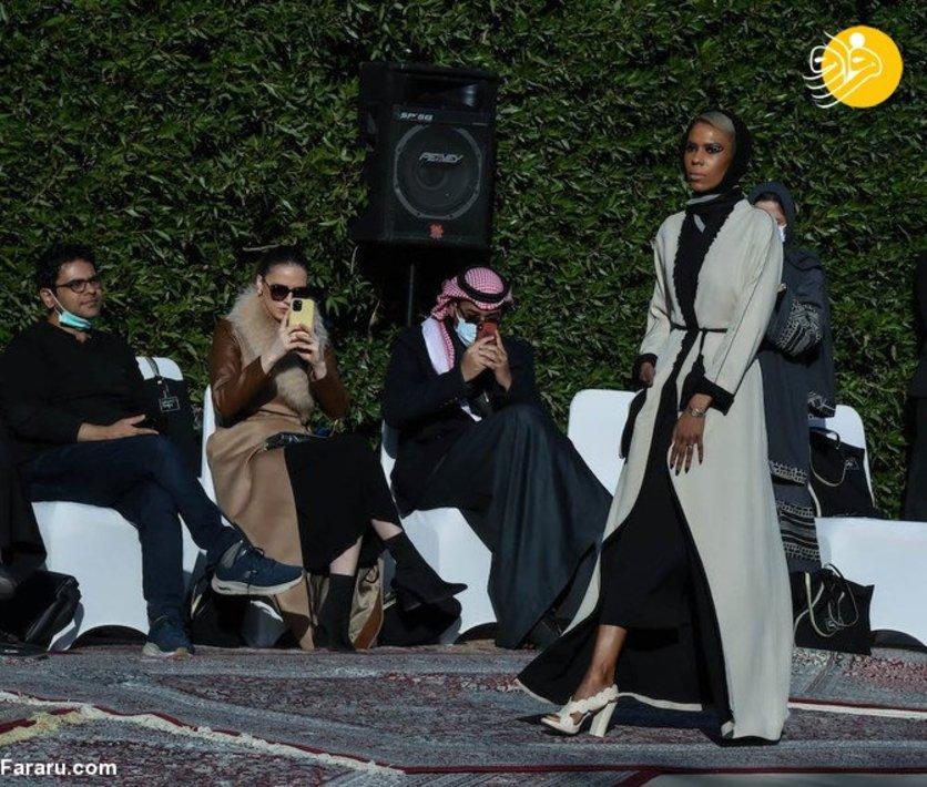resized 852996 612 نمایش مد لباس زنان, عربستان