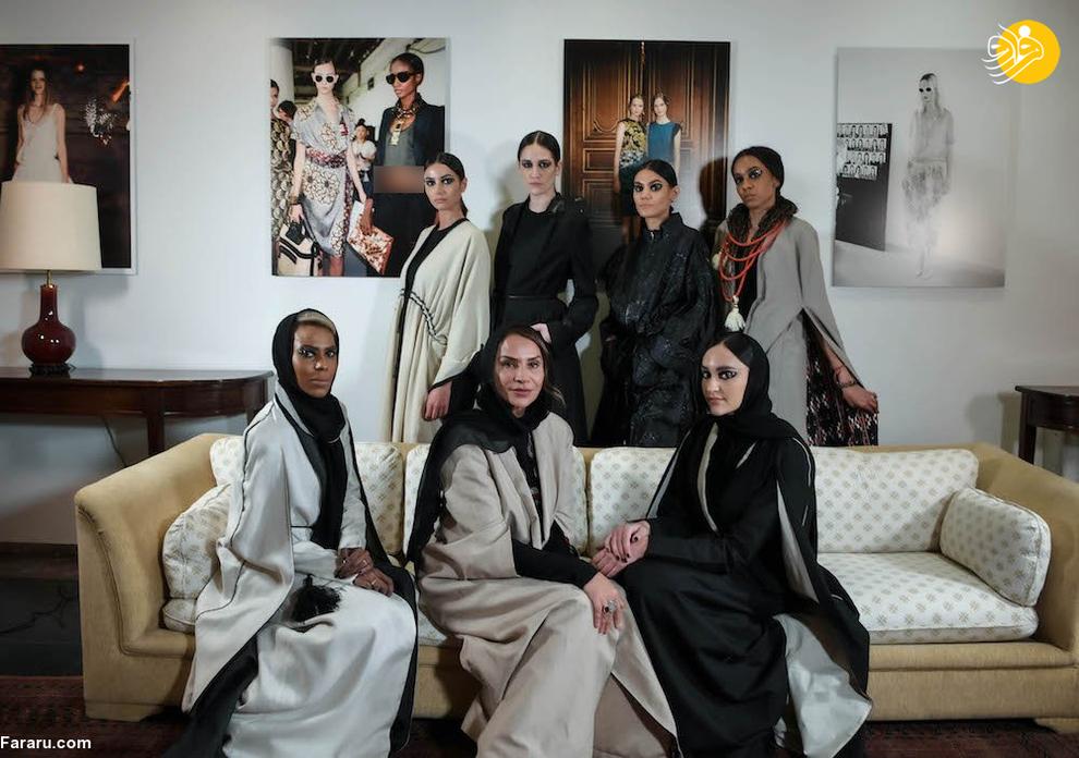 resized 853008 877 نمایش مد لباس زنان, عربستان