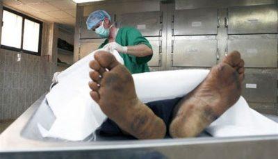 آزمایش روی جسد بهنام محجوبی در پزشکی قانونی