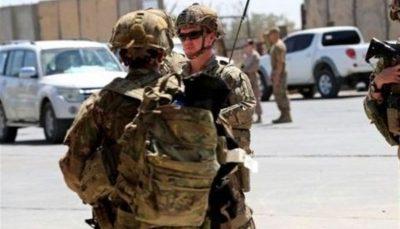 آماده باش کامل نظامیان آمریکایی در پایگاه هوایی« بلد»