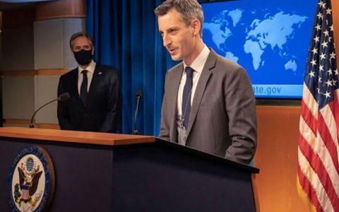 برای کشاندن ایران به پای میز مذاکره رو به تهدید آورد آمریکا برای کشاندن ایران به پای میز مذاکره رو به تهدید آورد