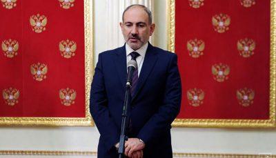 احتمال وقوع کودتا در ارمنستان؛ از نخست وزیر خواستند استعفا بدهد