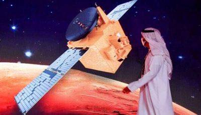 امارات به فضا کاوشگر پرتاب کرد / ماهواره اماراتی به مریخ رسید