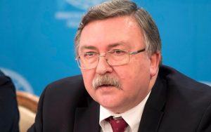انتقاد اولیانوف از سیاست فشار حداکثری علیه ایران