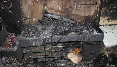 انفجار و آتشسوزی منزل مسکونی در جنوب تهران/ تصاویر