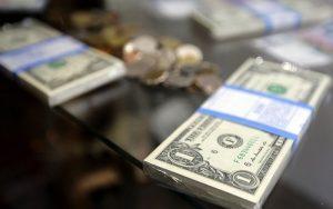 اُفت قیمت ۱۹ ارز در بازار ارز بین بانکی