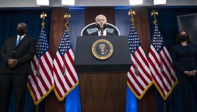 ارزیابی «میدل ایست آی» از سخنرانی بایدن در کنفرانس مونیخ؛ آیا اروپایی ها آمریکا را در اعمال فشارهای جدید علیه ایران همراهی می کنند؟