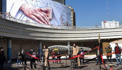 تئاترهای خیابانی جشنواره فجر