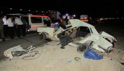 رانندگی در شاهیندژ ۱۲ مصدوم برجا گذاشت