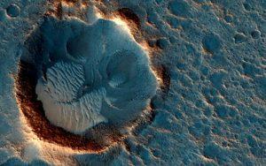 تصاویری مهیج از مریخ که کاوشگر ناسا ثبت کرد