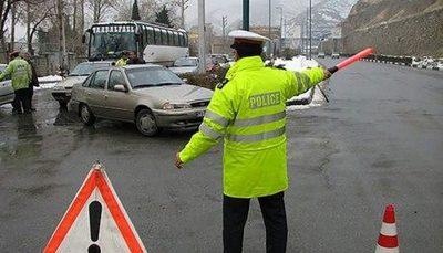جاده کندوان بسته شد/ ورود به مازندران همچنان ممنوع