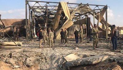 جزئیاتی تازه از حمله ایران به پایگاه نظامی آمریکا/ عین الاسد تخلیه نمی شد، 150 نفر کشته می شدند/ فیلم