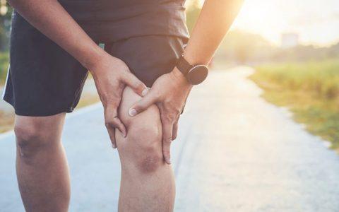 حرکات تسکین دهنده درد زانو