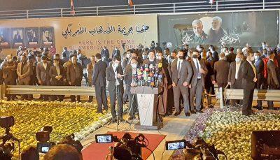 خبرهای خوش علی باقری کنی از سفر رئیسی به عراق