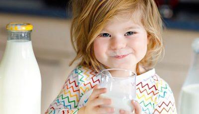 در شیر خوردن زیاده روی نکنید