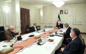 روحانی درباره انتخابات ۱۴۰۰ و واکسیناسیون کرونا دستورات روحانی درباره انتخابات 1400 و واکسیناسیون کرونا