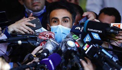 دکتر لوکه: مقصر اول مرگ مارادونا
