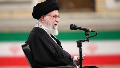 معظم انقلاب شرط بازگشت ایران به تعهدات برجامی لغو کامل تحریمهاست