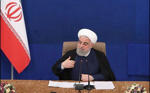 روحانی: دولت فعلی آمریکا اشتباه دولت قبل را جبران کند