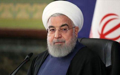 روحانی: سیاست قطعی دولت تأمین کالاهای اساسی با نرخ ترجیحی است
