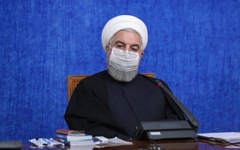 روحانی: هر اندازه که بتوانیم واکسن تهیه می کنیم/بیشتر باید از مرزها مراقبت شود
