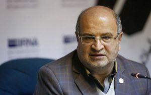 زالی: چرخش ویروس در تهران بسیار خطرناک است