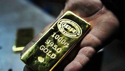 سقوط قیمت جهانی طلا تا پایینترین سطح ۲ ماهه