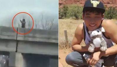 شلیک بیرحمانه پلیس آمریکا به جوانی که دستانش را بالا گرفته بود/ فیلم