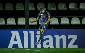 طارمی در کنار رونالدو روی پوستر لیگ قهرمانان اروپا/ عکس