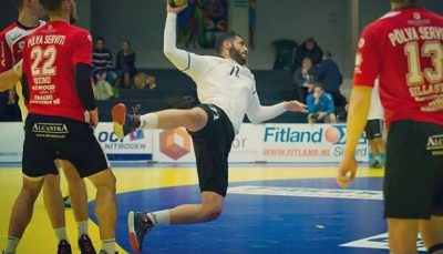 عملکرد قابل قبول لژیونرهای هندبال ایران در لیگ اروپا