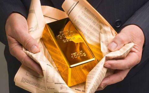 قیمت جهانی طلا تقویت شد