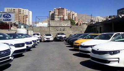 خودروهای خارجی در بازار ایران چقدر کاهش یافت؟