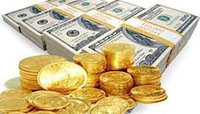 قیمت سکه، طلا و ارز ۹۹.۱۱.۱۹
