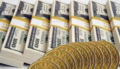 قیمت سکه، طلا و ارز 99.11.15