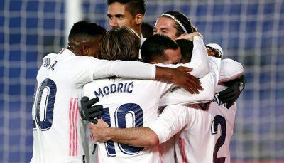 لیگ قهرمانان اروپا تنها شانس رئال مادرید