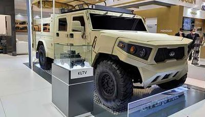متفاوت ترین خودروی کیا موتورز در امارات! / عکس