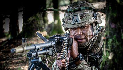 مسابقه عکاسی ارتش انگلیس ۲۰۲۰