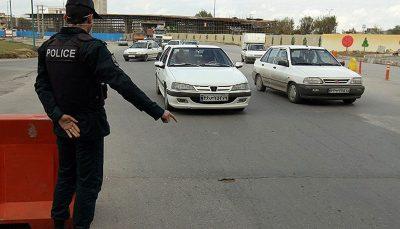 ممنوعیت ورود خودروهای غیربومی به ۳ استان و ۷ شهر از امروز